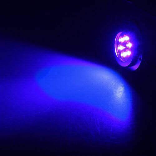 Blue Drain Plug Light Type