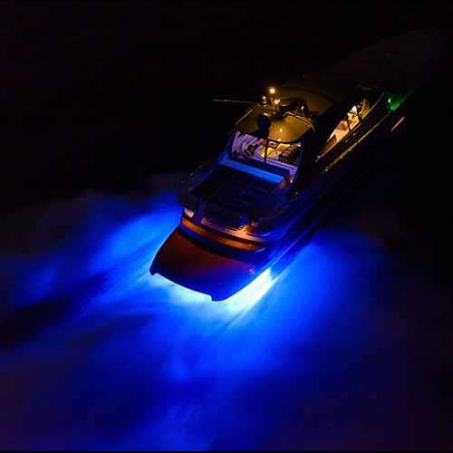 Numerous Benefits of LED Boat Lights