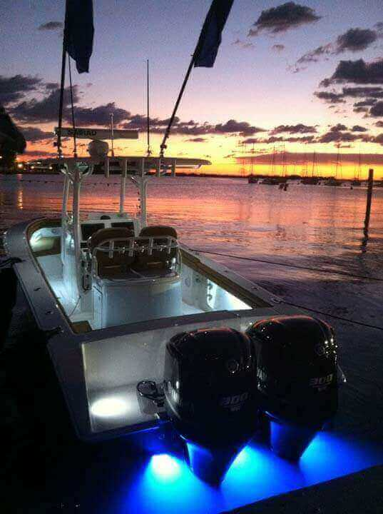 Night Boating Made Easy!
